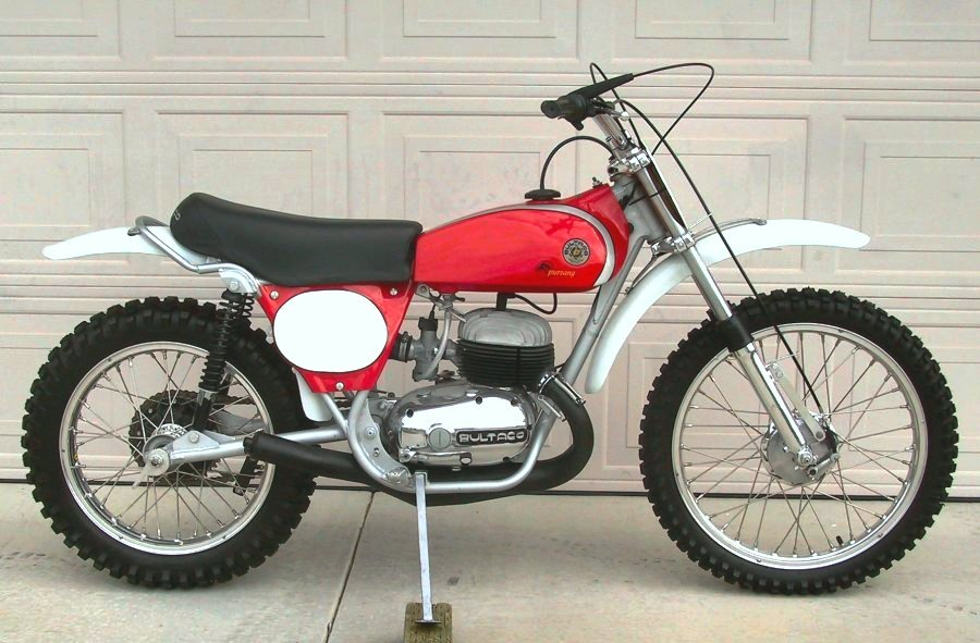 Bultaco motorcycles for sale craigslist